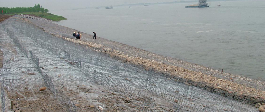 -步鑫河道石笼网工程案例