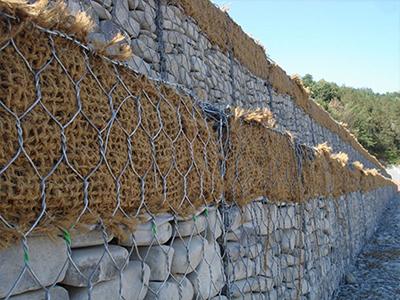格宾网挡墙